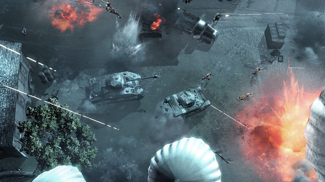Company of Heroes: Opposing Fronts Screenshot 3