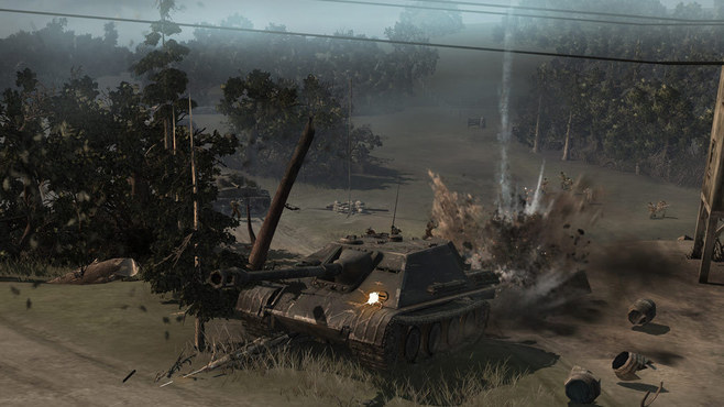 Company of Heroes: Opposing Fronts Screenshot 4