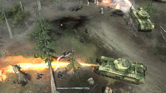 Company of Heroes: Opposing Fronts Screenshot 7