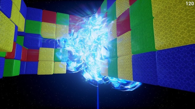 Constricting Cubes Screenshot 1