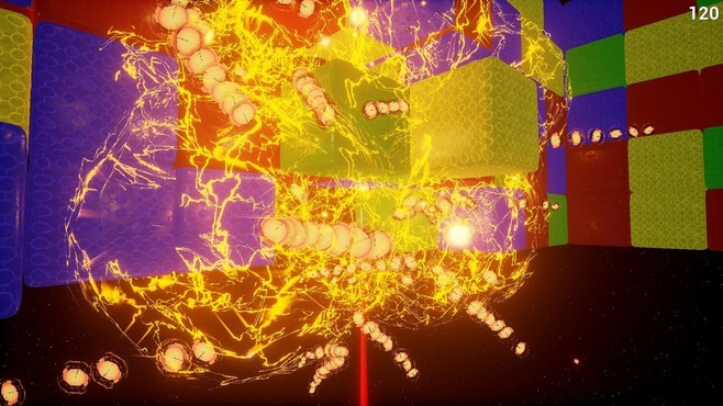Constricting Cubes Screenshot 2