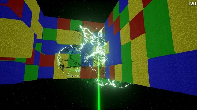 Constricting Cubes Screenshot 3