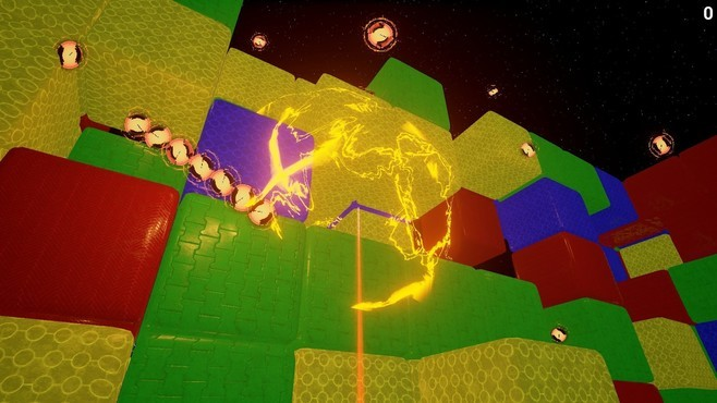 Constricting Cubes Screenshot 6