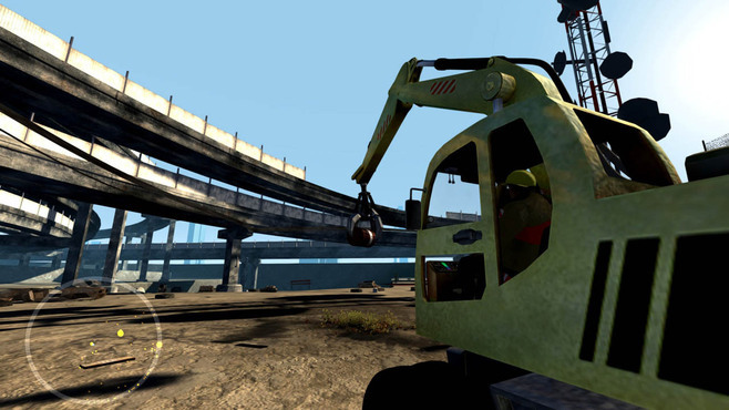 Construction Machines 2014 Screenshot 2