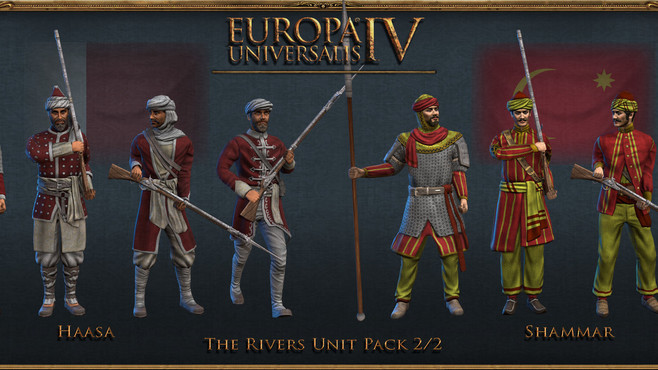 Europa Universalis IV: Cradle of Civilization - Content Pack Screenshot 2