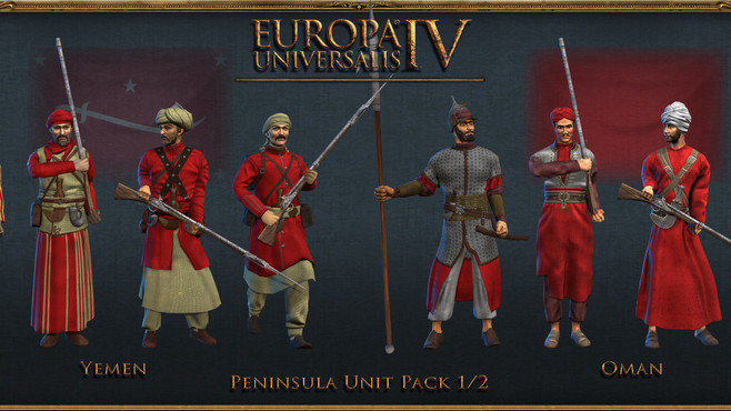 Europa Universalis IV: Cradle of Civilization - Content Pack Screenshot 3