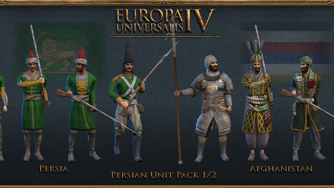 Europa Universalis IV: Cradle of Civilization - Content Pack Screenshot 4
