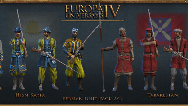 Europa Universalis IV: Cradle of Civilization - Content Pack Screenshot 5