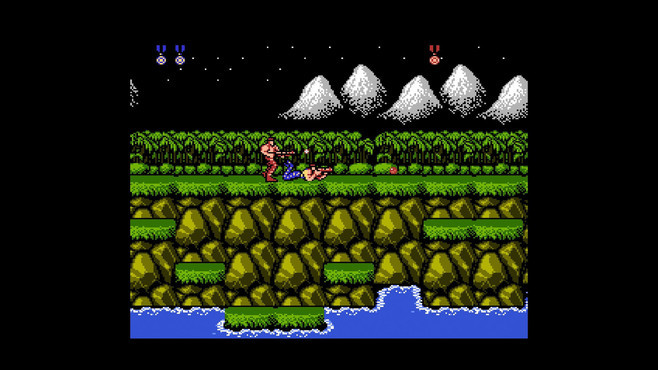 Contra Anniversary Collection Screenshot 3