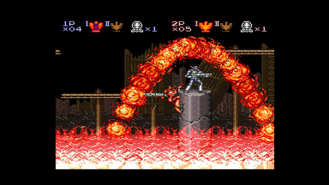 Contra Anniversary Collection Screenshot 7
