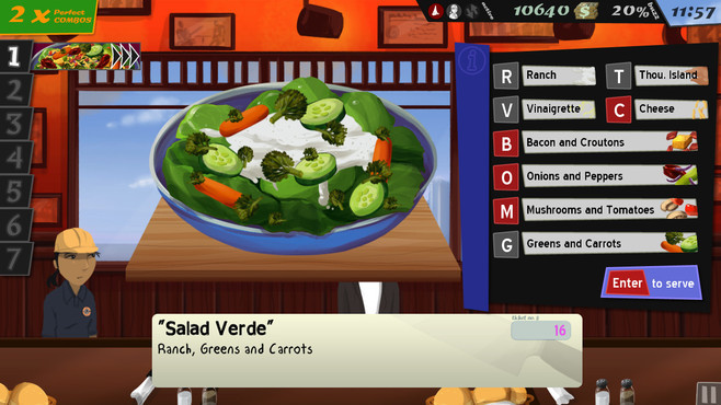 Cook, Serve, Delicious! Screenshot 11