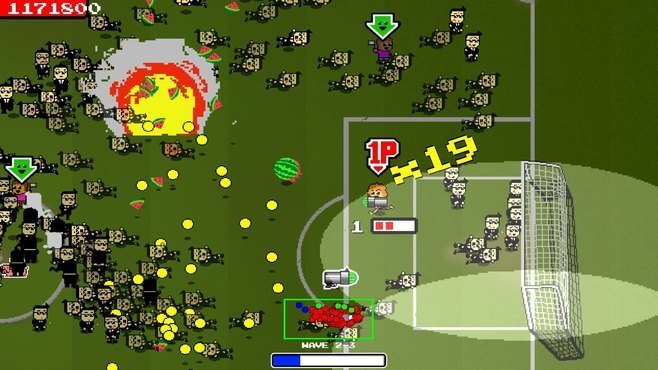 Crazy Pixel Streaker Screenshot 9