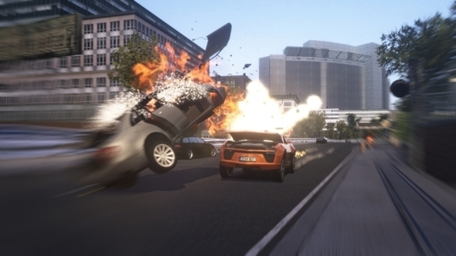 Crash Time III Screenshot 1