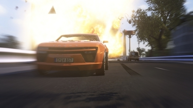 Crash Time III Screenshot 3