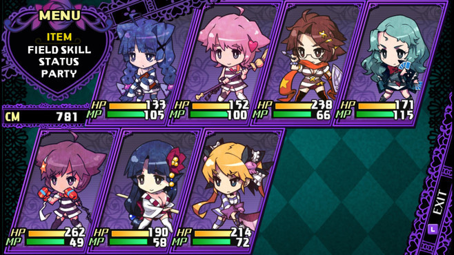 Criminal Girls: Invite Only Digital VIP Edition Screenshot 3