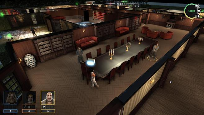 Crookz – The Big Heist Screenshot 1