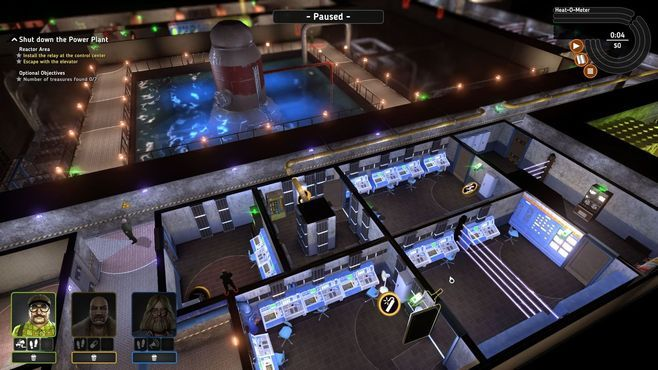 Crookz – The Big Heist Screenshot 2