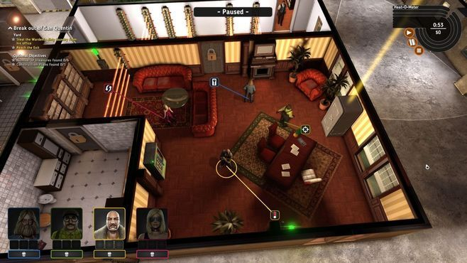 Crookz – The Big Heist Screenshot 4