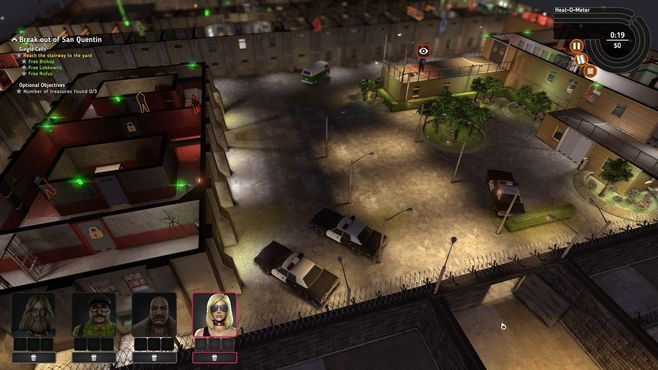 Crookz – The Big Heist Screenshot 5