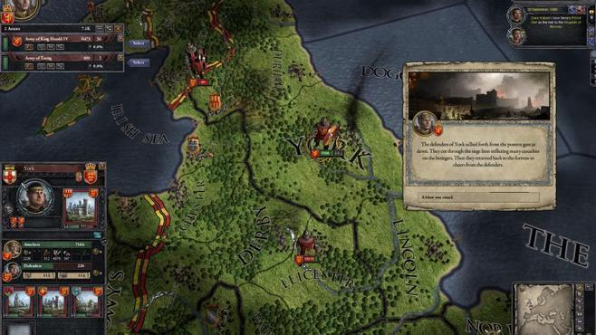 Crusader Kings II Screenshot 4