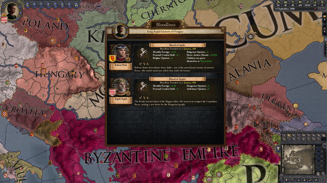 Crusader Kings II: Holy Fury Screenshot 2