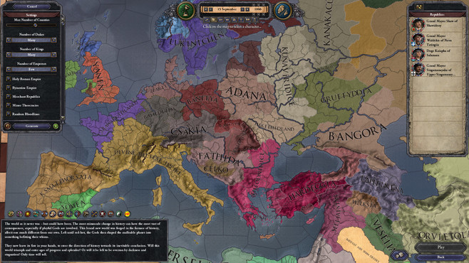 Crusader Kings II: Holy Fury Screenshot 5