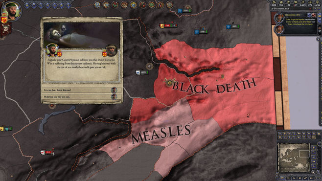 Crusader Kings II: Imperial Collection Screenshot 1