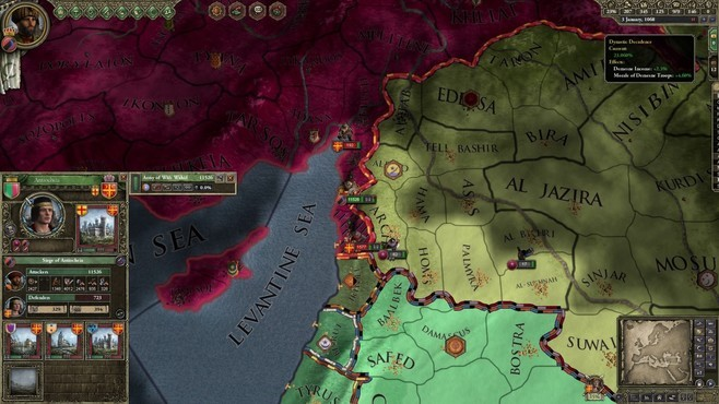 Crusader Kings II: Imperial Collection Screenshot 2