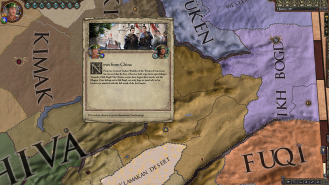 Crusader Kings II: Imperial Collection Screenshot 6