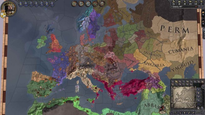 Crusader Kings II: Imperial Collection Screenshot 8