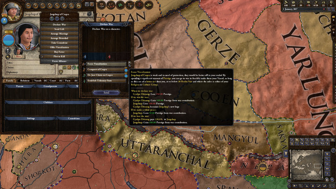 Crusader Kings II: Imperial Collection Screenshot 12