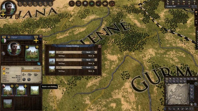 Crusader Kings II: Imperial Collection Screenshot 16