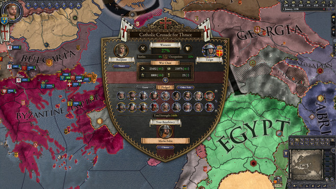 Crusader Kings II: Imperial Collection Screenshot 19