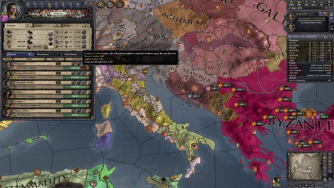 Crusader Kings II: Legacy of Rome Screenshot 2