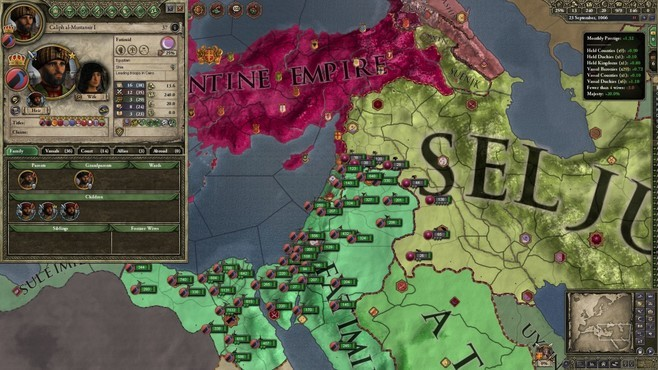 Crusader Kings II: Royal Collection Screenshot 3