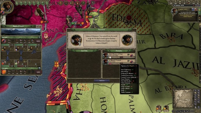 Crusader Kings II: Royal Collection Screenshot 9