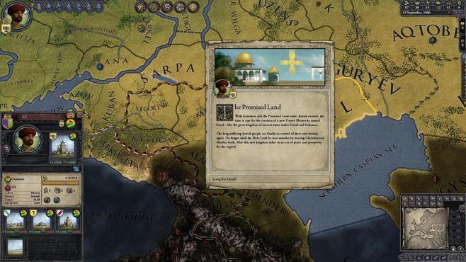 Crusader Kings II: Sons of Abraham Screenshot 7
