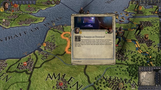 Crusader Kings II: Sons of Abraham Screenshot 9