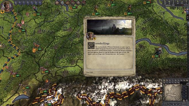 Crusader Kings II: Sons of Abraham Screenshot 6