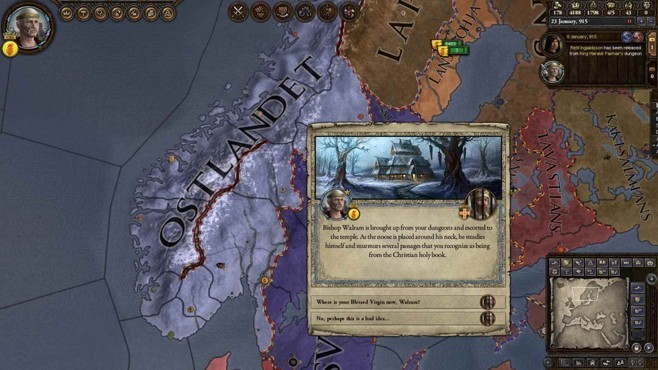 Crusader Kings II: The Old Gods Screenshot 2
