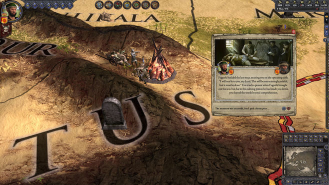 Crusader Kings II: The Reaper's Due Screenshot 3