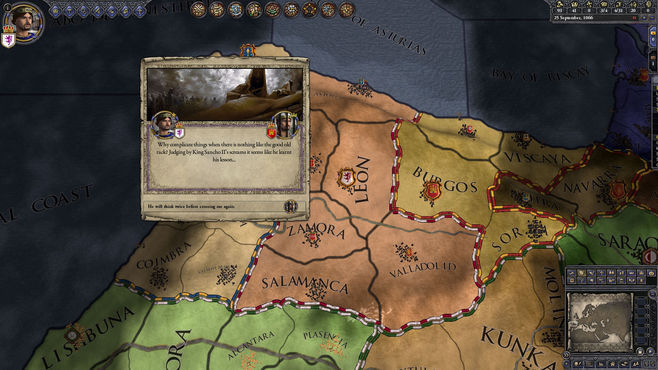Crusader Kings II: The Reaper's Due Collection Screenshot 5