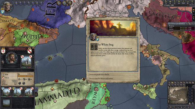 Crusader Kings II: Way of Life Screenshot 1