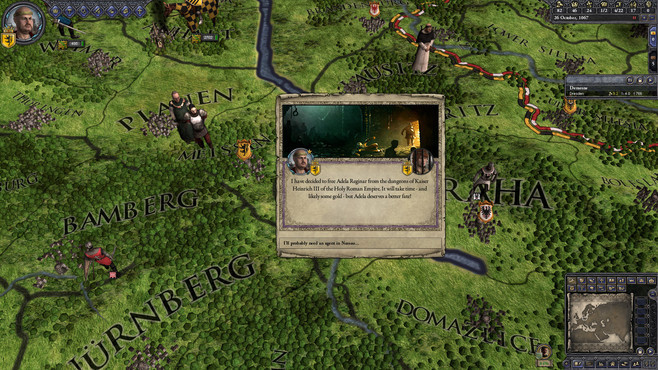 Crusader Kings II: Way of Life Screenshot 2