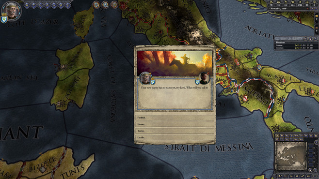 Crusader Kings II: Way of Life Screenshot 3