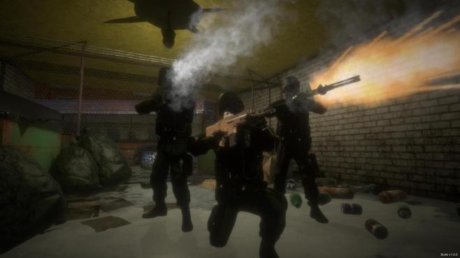 CTU: Counter Terrorism Unit Screenshot 3