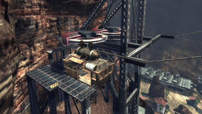 Damnation Screenshot 3