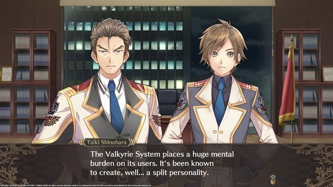 Dark Rose Valkyrie Screenshot 9