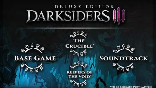 Darksiders III Deluxe Edition Screenshot 1