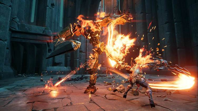 Darksiders III - Keepers of the Void Screenshot 2